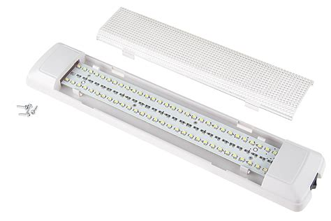 rectangular led dome light and door light fixture 25