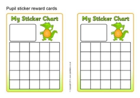 printable reward charts ks1 printable primary school sticker charts sparklebox