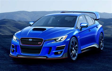 Subaru Hatchback Wrx 2020 by Could This Be The All New 2020 Subaru Wrx Sti