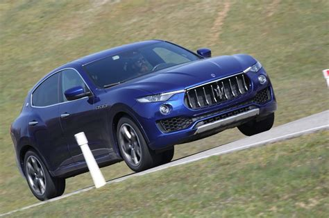 And Maserati by 2017 Maserati Levante Drive Review Motor Trend