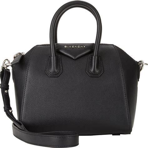 Duvet Black Givenchy Mini Antigona Duffel At Barneys Com