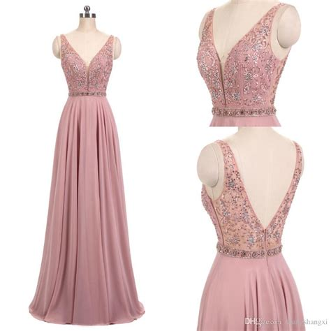 Dsbm223781 Pink Dress Dress Pink blush pink gown best seller dress and gown review