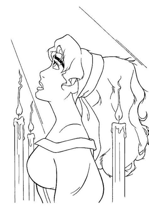 princess esmeralda coloring pages esmeralda disney princess coloring pages sketch coloring page