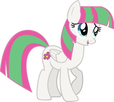 the of my pony the blossomforth my pony friendship is magic fan