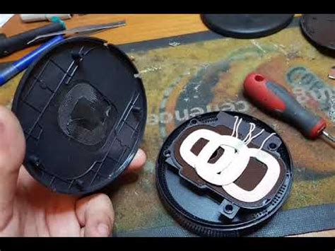 repair samsung wireless fast charger youtube