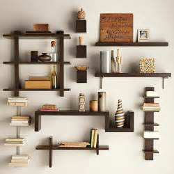 Modern Wall Mounted Shelves by Bookcases Wall Mounted Grid Shelves Angle Bookshelves