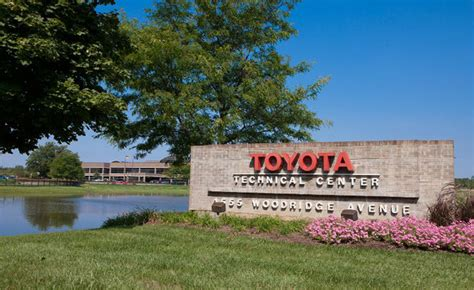 Toyota Technical Center Arbor Region Business Success Stories Arbor Spark
