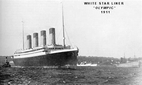 titanic boat launch rms olympic britannic ultimate titanic