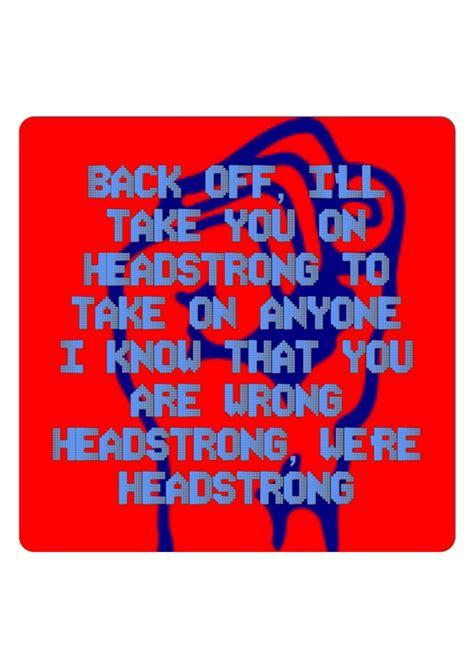 Awesome Trapt Still Frame Lyrics Crest - Custom Picture Frame Ideas ...