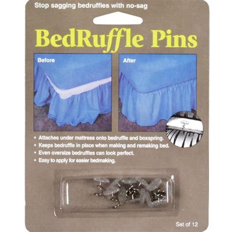 bed skirt pins bed skirt pins set of 12 shopbedding com
