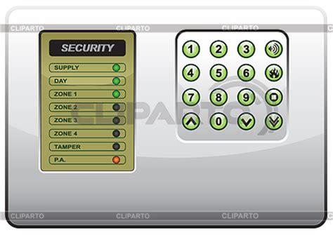 alarm system security alarm clipart 27