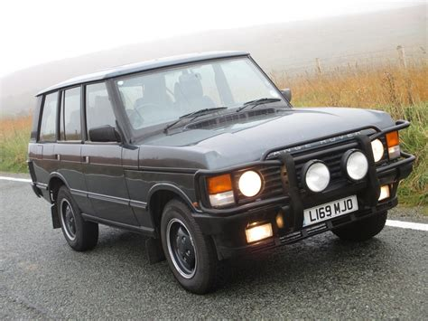 old car repair manuals 1994 land rover range rover windshield wipe control 1994 range rover vogue 3 9 se ck classic cars