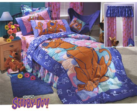Scooby Doo Bedding Set Scooby Doo Sheets For Pictures To Pin On Pinsdaddy
