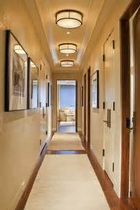 Hallway Color Ideas Bright Hallway With Neutral Colors Decoist