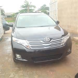 Used Toyota Venza For Sale In Nigeria Archive Toyota Venza Nigeria Used 2010model For Sale