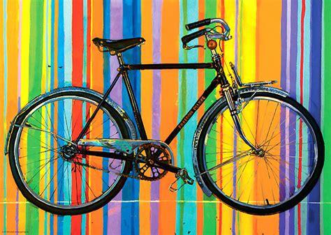 Heye Puzzle 29541 Freedom Deluxe 1000 Pcs Brick Terbaik puzzle bike freedom deluxe puzzle net