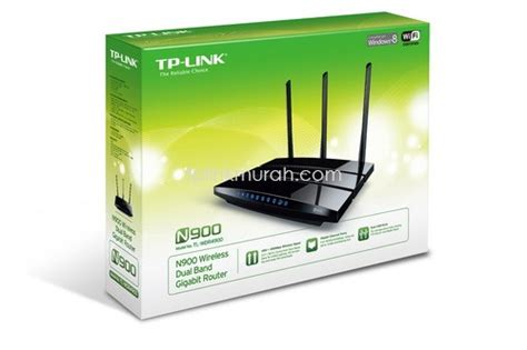 Harga Tp Link N900 tp link tl wdr4900 n900 wireless dual band gigabit router