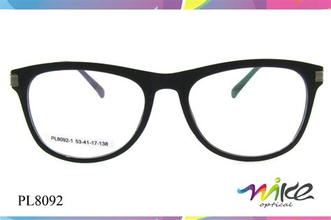 new fashion 2016 colorful types of spectacles frame pc