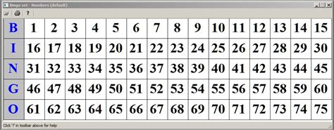 bingo calling cards template 7 best images of printable bingo numbers 1 75 bingo