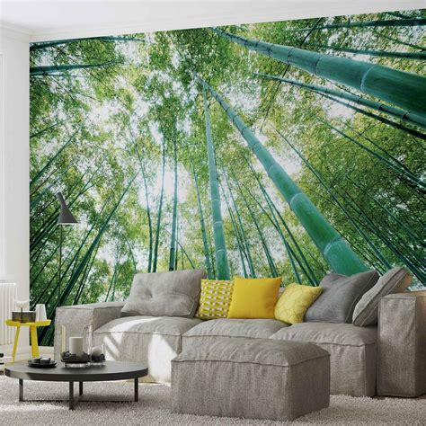woods wall mural forest woods wall paper mural buy at europosters