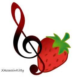 Symphony fraise s cutie mark by kosmic rainbow on deviantart