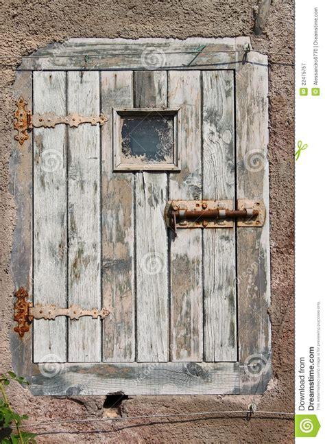 ancient wooden door royalty  stock photography image