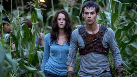 maze runner 2 film release date uk maze runner star says the third movie is back on track