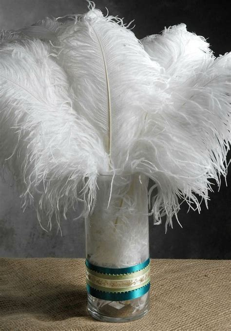 plumas  decorar cincuenta ideas originales