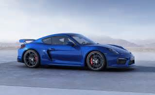 Gt4 Porsche New Porsche Cayman Gt4 Could Take On The Bmw M4