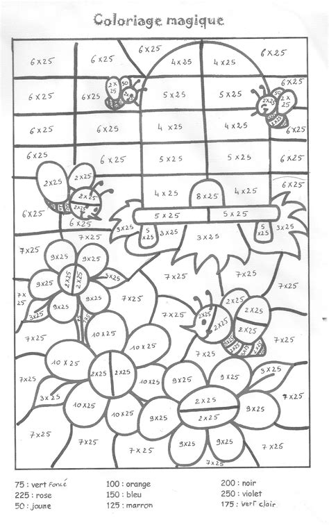 coloring pages for multiplication tables times tables coloring pages