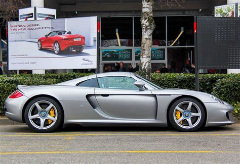 Porsche Carrera Gt Weight by 2012 Porsche Carrera Gt Zagato Specifications Photo