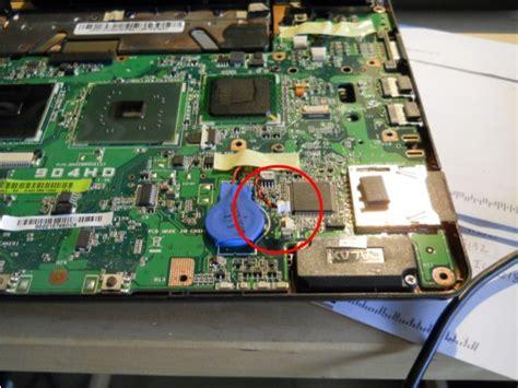 reset bios asus motherboard linux on the asus eeepc