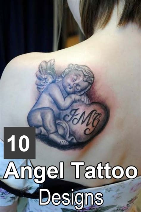 baby name tattoo ideas 10 holy angel tattoo designs angel tattoo designs tattoo designs and angel
