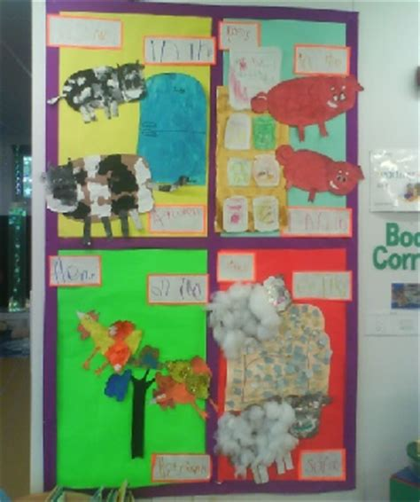 Cows In The Kitchen Story by Story Classroom Displays Photo Gallery Sparklebox