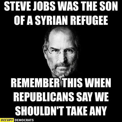 Steve Jobs Meme - stuck on stupid progressive facebook edition part 2