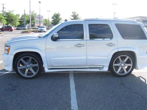 Southern Comfort Tahoe For Sale by Sell Used Custom 2007 Chevy Tahoe Ultimate Lx With
