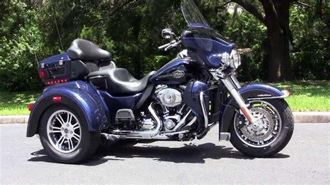 3 Rad Motorrad Gebraucht by New 2013 Harley Davidson Trike 3 Wheeler Motorcycle For