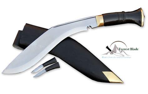gurkha knife 11 quot blade wwii kukri khukuri gurkha knife handmade knife