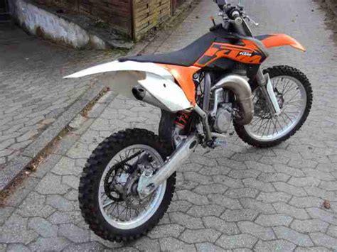 Ktm Cross Motorrad by Cross Motorrad Ktm 85 Sx 17 14 Orange Bestes Angebot