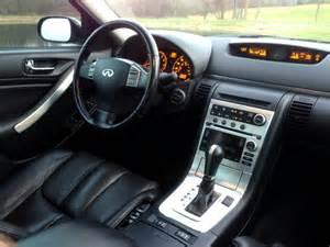 2005 Infiniti G35 Interior 2005 Infiniti G35 Interior Pictures Cargurus