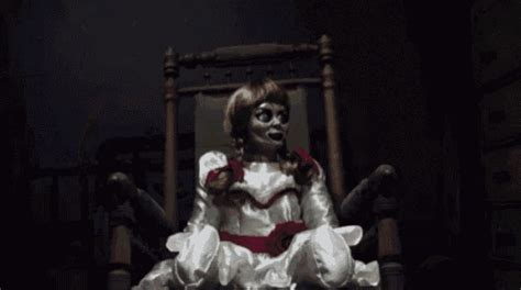 annabelle doll gif demonic possession cries for help read the chilling true