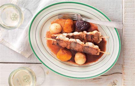 ricette con sedano rapa cotto ricetta tegame di sedano rapa fontina e prosciutto le