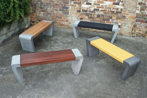 concrete bench plans concrete vision taking the slab to sleek architecture