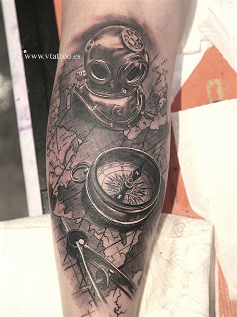 compas tattoo compas mapp v mix