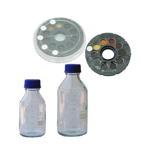Lovibond Standard Colour Chart Organic Impurities Test organic impurities set testmak material test equipments