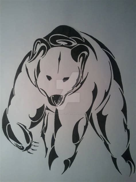 polar bear tattoo designs 29 amazing polar designs