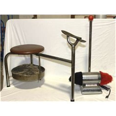 shoe shine bench shoe shine bench and polisher