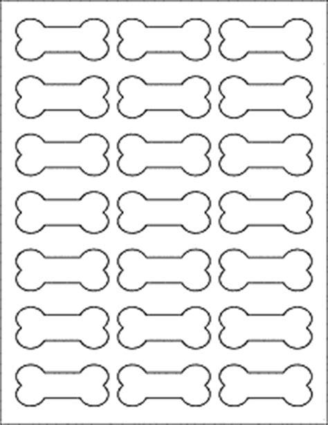 Bone Card Template by 2 3852 Quot X 1 0671 Quot Bone Labels Bone Stickers Ol193