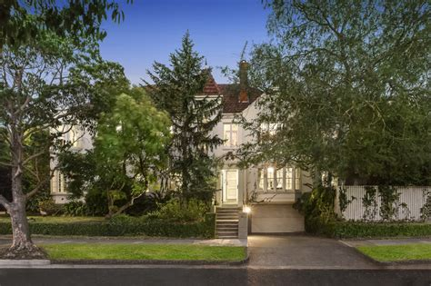 Floorplan Of A House by 1 Kilsyth Avenue Toorak 3142 Vic House For Sale