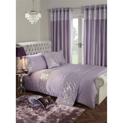 h and m bedding karina bailey luxor sequin duvet set double duvets b m